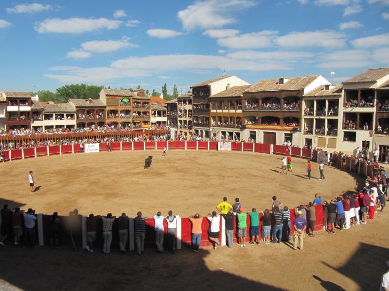 Galería de fotos en La Casa del Coso. Plaza Alojamiento Rural en Peñafiel (Va...